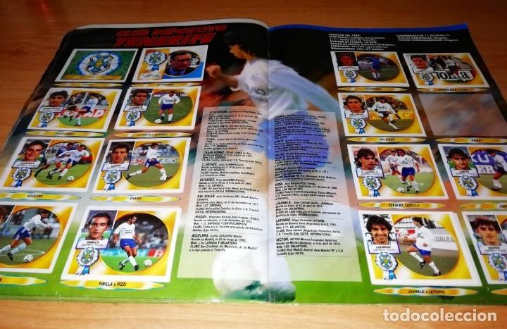 Coleccionismo deportivo: ALBUM EDICIONES ESTE TEMPORADA 1994 1995 --- FOTOS DE TODAS LAS HOJAS --- MUCHOS CROMOS - Foto 23 - 172623235