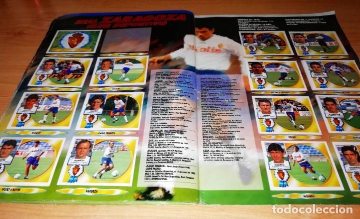 Coleccionismo deportivo: ALBUM EDICIONES ESTE TEMPORADA 1994 1995 --- FOTOS DE TODAS LAS HOJAS --- MUCHOS CROMOS - Foto 27 - 172623235