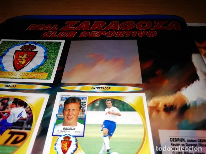 Coleccionismo deportivo: ALBUM EDICIONES ESTE TEMPORADA 1994 1995 --- FOTOS DE TODAS LAS HOJAS --- MUCHOS CROMOS - Foto 28 - 172623235