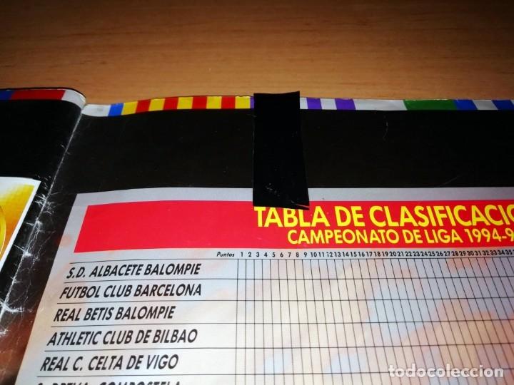 Coleccionismo deportivo: ALBUM EDICIONES ESTE TEMPORADA 1994 1995 --- FOTOS DE TODAS LAS HOJAS --- MUCHOS CROMOS - Foto 31 - 172623235