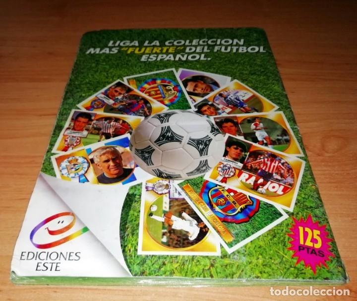 Coleccionismo deportivo: ALBUM EDICIONES ESTE TEMPORADA 1994 1995 --- FOTOS DE TODAS LAS HOJAS --- MUCHOS CROMOS - Foto 32 - 172623235