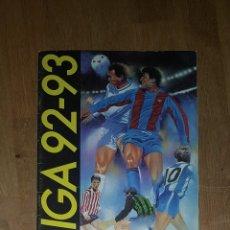 Coleccionismo deportivo: ALBUM VACIO LIGA ESTE 92 / 93 1992 1993. Lote 172673615