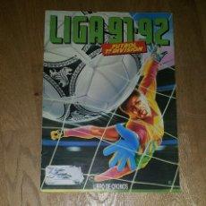 Coleccionismo deportivo: ALBUM VACIO LIGA ESTE 91 / 92 1991 1992 . Lote 172674993