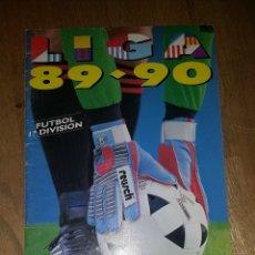 Coleccionismo deportivo: ALBUM VACIO LIGA ESTE 89 / 90 1989 1990 . Lote 172675750