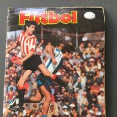 Coleccionismo deportivo: ALBUM FUTBOL ESTE 1977 1978 , FALTA 1 CROMO Y TIENE 5 ULT. FICHAJES. Lote 172747999
