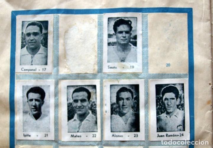 Coleccionismo deportivo: Album Cromos Fenómeno - Fútbol, Toros, Cine - año 1944 - Ver fotos y explicaciones interiores - Foto 18 - 56954712