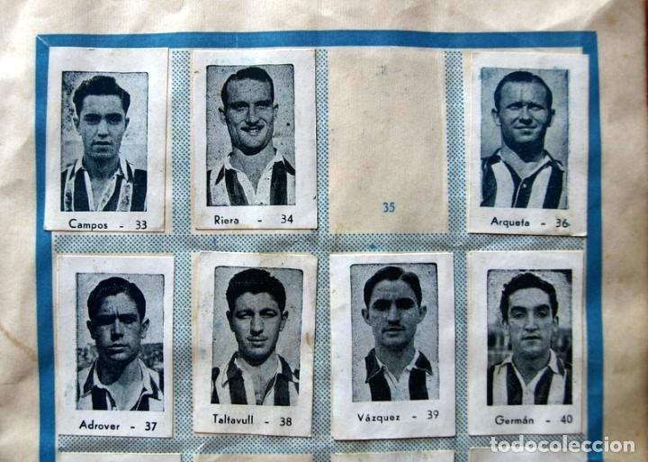 Coleccionismo deportivo: Album Cromos Fenómeno - Fútbol, Toros, Cine - año 1944 - Ver fotos y explicaciones interiores - Foto 20 - 56954712
