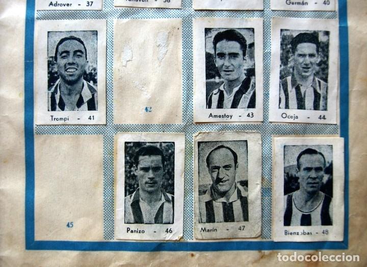 Coleccionismo deportivo: Album Cromos Fenómeno - Fútbol, Toros, Cine - año 1944 - Ver fotos y explicaciones interiores - Foto 21 - 56954712