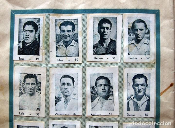 Coleccionismo deportivo: Album Cromos Fenómeno - Fútbol, Toros, Cine - año 1944 - Ver fotos y explicaciones interiores - Foto 22 - 56954712