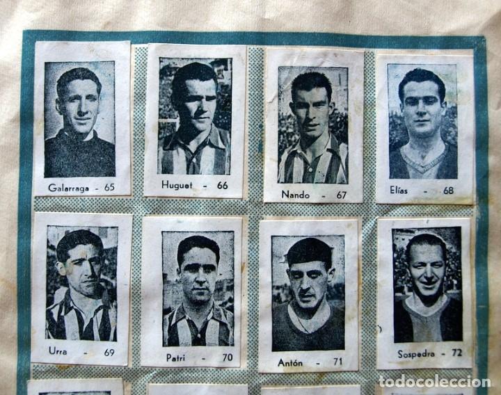 Coleccionismo deportivo: Album Cromos Fenómeno - Fútbol, Toros, Cine - año 1944 - Ver fotos y explicaciones interiores - Foto 24 - 56954712