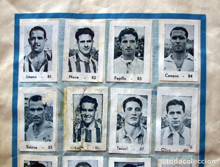 Coleccionismo deportivo: Album Cromos Fenómeno - Fútbol, Toros, Cine - año 1944 - Ver fotos y explicaciones interiores - Foto 26 - 56954712