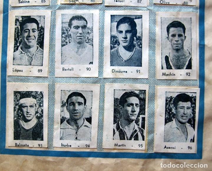 Coleccionismo deportivo: Album Cromos Fenómeno - Fútbol, Toros, Cine - año 1944 - Ver fotos y explicaciones interiores - Foto 27 - 56954712