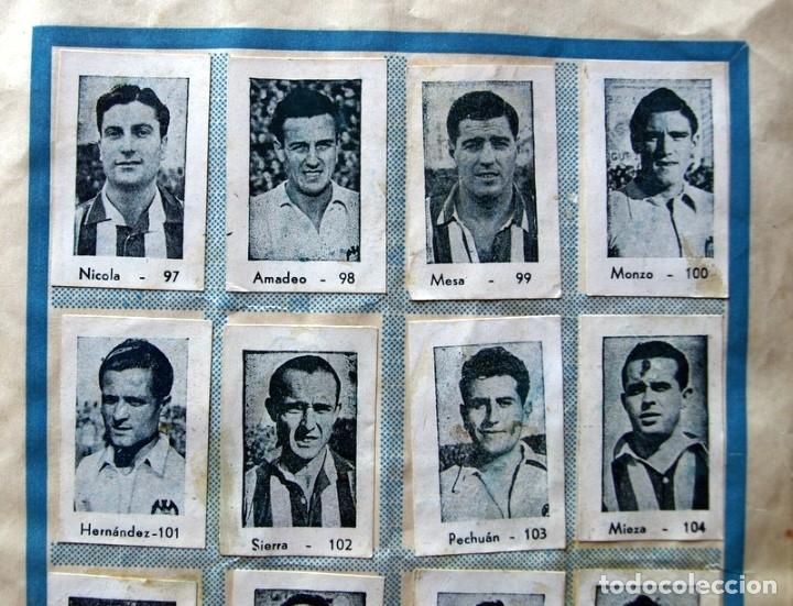 Coleccionismo deportivo: Album Cromos Fenómeno - Fútbol, Toros, Cine - año 1944 - Ver fotos y explicaciones interiores - Foto 28 - 56954712