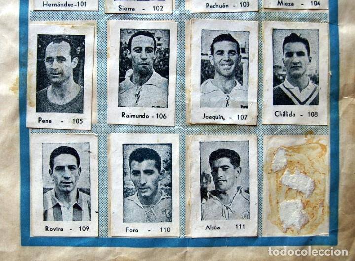 Coleccionismo deportivo: Album Cromos Fenómeno - Fútbol, Toros, Cine - año 1944 - Ver fotos y explicaciones interiores - Foto 29 - 56954712