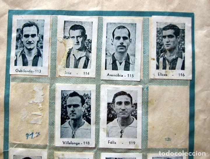 Coleccionismo deportivo: Album Cromos Fenómeno - Fútbol, Toros, Cine - año 1944 - Ver fotos y explicaciones interiores - Foto 30 - 56954712