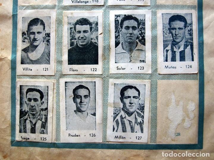 Coleccionismo deportivo: Album Cromos Fenómeno - Fútbol, Toros, Cine - año 1944 - Ver fotos y explicaciones interiores - Foto 31 - 56954712