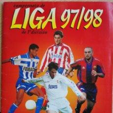 Coleccionismo deportivo: LIGA 97 98 PANINI SPORT TODAS LAS FOTOS EN EL INTERIOR . Lote 173646535