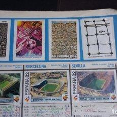 Coleccionismo deportivo: MUNDIAL WC ESPAÑA 82 - PANINI - ALBUM CON 390 CROMOS ( SOLO APTO PARA RECUPERAR CROMOS ). Lote 173777600