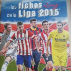 Coleccionismo deportivo: MUNDICROMO 2014-15 CONTIENE 712 CROMOS . Lote 173814458