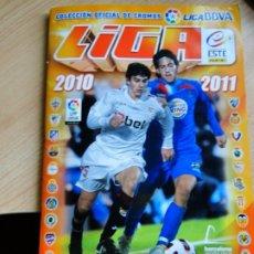 Coleccionismo deportivo: EDICIONES ESTE 2010-11 CONTIENE 515 CROMOS. Lote 173814564
