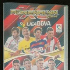 Coleccionismo deportivo: ALBUM DE FUTBOL ADRENALYN 2015-16; PANINI - CONTIENE 506 CROMOS. Lote 173883072