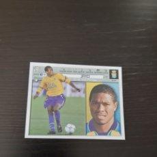 Coleccionismo deportivo: JAYO LAS PALMAS FICHAJE BIS EDICIONES ESTE 2001 2002. Lote 223988457