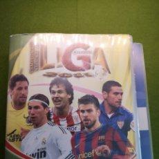 Coleccionismo deportivo: ALBUM CROMOS CAMPEONATO NACIONAL LIGA 2011 CON 439 CROMOS . Lote 174220454
