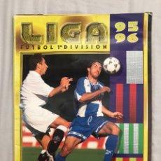 Coleccionismo deportivo: ÁLBUM LIGA 95/96 - 1995 1996 - EDICIONES ESTE. Lote 174524674