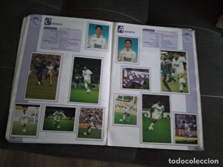 Coleccionismo deportivo: ALBUM REAL MADRID C.F. LE FALTA LA ULTIMA PAGINA Y EL CROMO 269 - Foto 3 - 174689882