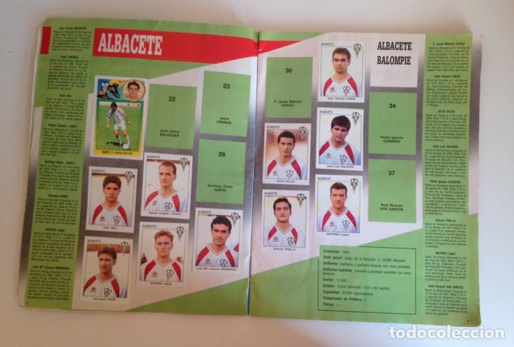 Coleccionismo deportivo: ALBUM DE FUTBOL ESTRELLAS DE LA LIGA 93-94 DE PANINI - ALBUM DE CROMOS ESTRELLAS DE LA LIGA 93-94 - Foto 4 - 175061088