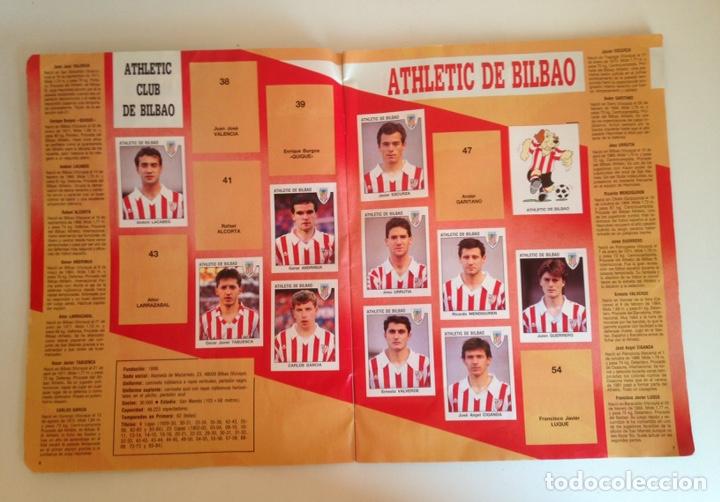 Coleccionismo deportivo: ALBUM DE FUTBOL ESTRELLAS DE LA LIGA 93-94 DE PANINI - ALBUM DE CROMOS ESTRELLAS DE LA LIGA 93-94 - Foto 5 - 175061088