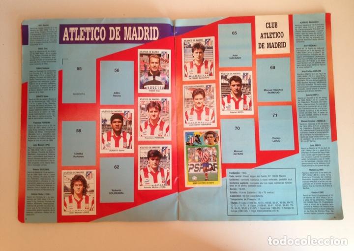 Coleccionismo deportivo: ALBUM DE FUTBOL ESTRELLAS DE LA LIGA 93-94 DE PANINI - ALBUM DE CROMOS ESTRELLAS DE LA LIGA 93-94 - Foto 6 - 175061088
