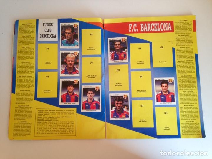 Coleccionismo deportivo: ALBUM DE FUTBOL ESTRELLAS DE LA LIGA 93-94 DE PANINI - ALBUM DE CROMOS ESTRELLAS DE LA LIGA 93-94 - Foto 7 - 175061088