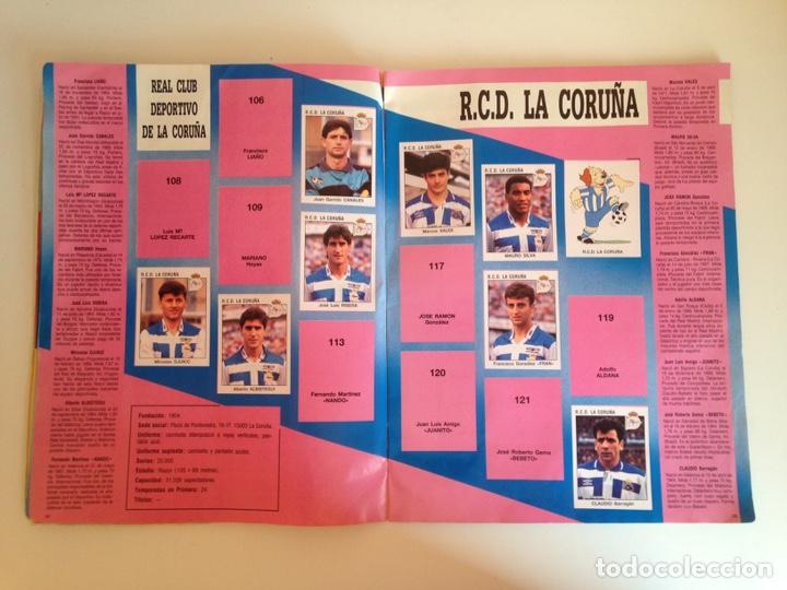 Coleccionismo deportivo: ALBUM DE FUTBOL ESTRELLAS DE LA LIGA 93-94 DE PANINI - ALBUM DE CROMOS ESTRELLAS DE LA LIGA 93-94 - Foto 8 - 175061088