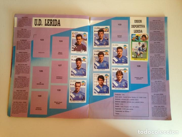 Coleccionismo deportivo: ALBUM DE FUTBOL ESTRELLAS DE LA LIGA 93-94 DE PANINI - ALBUM DE CROMOS ESTRELLAS DE LA LIGA 93-94 - Foto 9 - 175061088