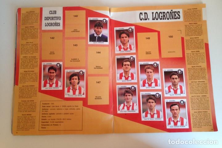 Coleccionismo deportivo: ALBUM DE FUTBOL ESTRELLAS DE LA LIGA 93-94 DE PANINI - ALBUM DE CROMOS ESTRELLAS DE LA LIGA 93-94 - Foto 10 - 175061088