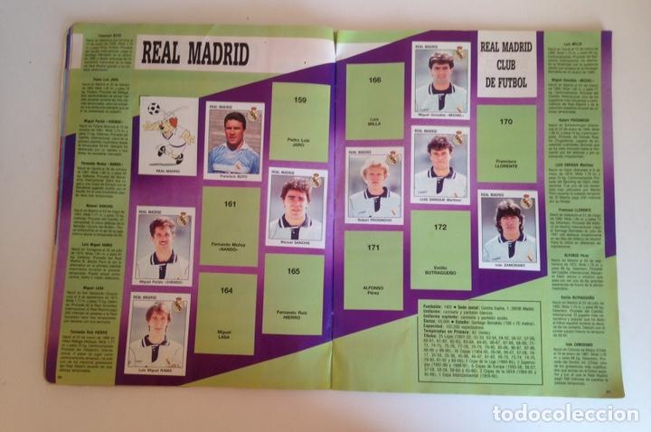 Coleccionismo deportivo: ALBUM DE FUTBOL ESTRELLAS DE LA LIGA 93-94 DE PANINI - ALBUM DE CROMOS ESTRELLAS DE LA LIGA 93-94 - Foto 11 - 175061088