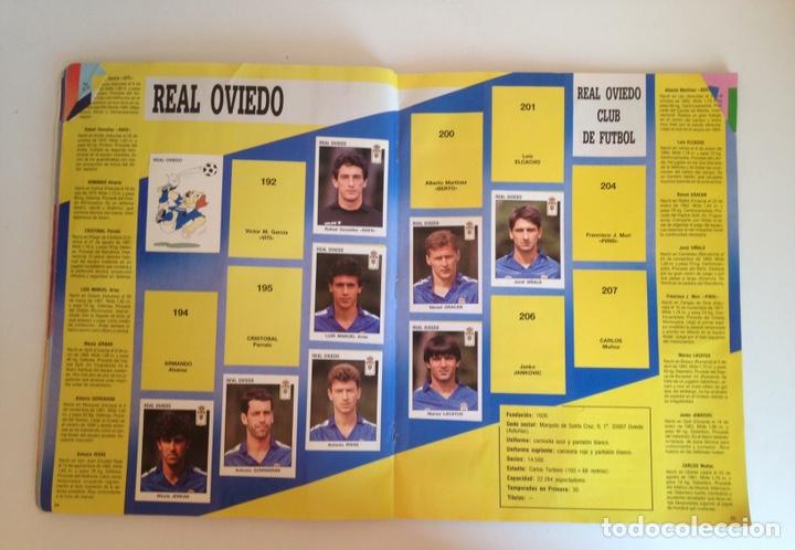 Coleccionismo deportivo: ALBUM DE FUTBOL ESTRELLAS DE LA LIGA 93-94 DE PANINI - ALBUM DE CROMOS ESTRELLAS DE LA LIGA 93-94 - Foto 13 - 175061088