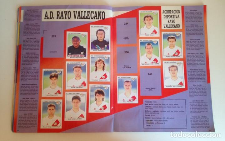 Coleccionismo deportivo: ALBUM DE FUTBOL ESTRELLAS DE LA LIGA 93-94 DE PANINI - ALBUM DE CROMOS ESTRELLAS DE LA LIGA 93-94 - Foto 15 - 175061088
