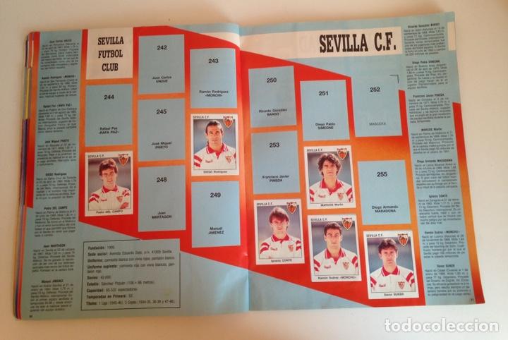 Coleccionismo deportivo: ALBUM DE FUTBOL ESTRELLAS DE LA LIGA 93-94 DE PANINI - ALBUM DE CROMOS ESTRELLAS DE LA LIGA 93-94 - Foto 16 - 175061088