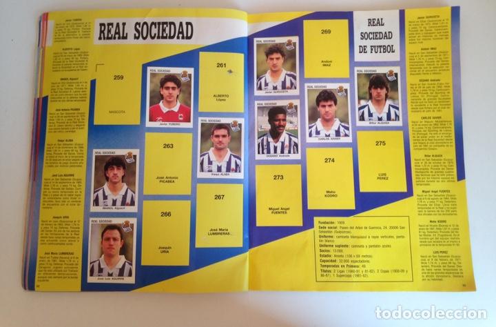 Coleccionismo deportivo: ALBUM DE FUTBOL ESTRELLAS DE LA LIGA 93-94 DE PANINI - ALBUM DE CROMOS ESTRELLAS DE LA LIGA 93-94 - Foto 17 - 175061088