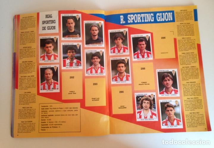 Coleccionismo deportivo: ALBUM DE FUTBOL ESTRELLAS DE LA LIGA 93-94 DE PANINI - ALBUM DE CROMOS ESTRELLAS DE LA LIGA 93-94 - Foto 18 - 175061088