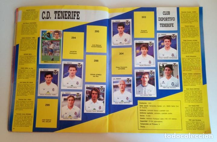 Coleccionismo deportivo: ALBUM DE FUTBOL ESTRELLAS DE LA LIGA 93-94 DE PANINI - ALBUM DE CROMOS ESTRELLAS DE LA LIGA 93-94 - Foto 19 - 175061088
