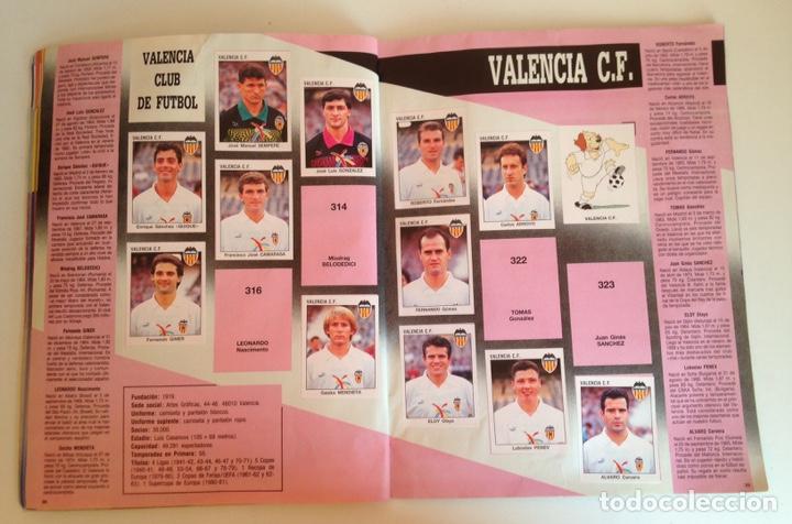 Coleccionismo deportivo: ALBUM DE FUTBOL ESTRELLAS DE LA LIGA 93-94 DE PANINI - ALBUM DE CROMOS ESTRELLAS DE LA LIGA 93-94 - Foto 20 - 175061088
