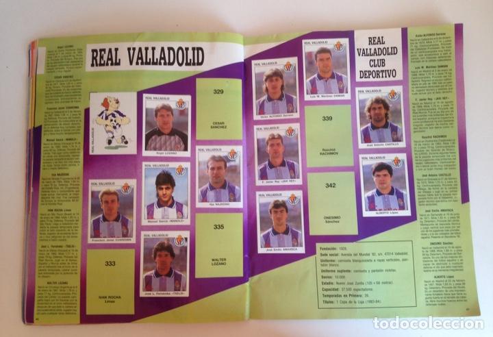 Coleccionismo deportivo: ALBUM DE FUTBOL ESTRELLAS DE LA LIGA 93-94 DE PANINI - ALBUM DE CROMOS ESTRELLAS DE LA LIGA 93-94 - Foto 21 - 175061088
