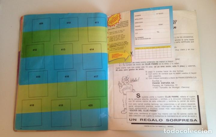 Coleccionismo deportivo: ALBUM DE FUTBOL ESTRELLAS DE LA LIGA 93-94 DE PANINI - ALBUM DE CROMOS ESTRELLAS DE LA LIGA 93-94 - Foto 25 - 175061088
