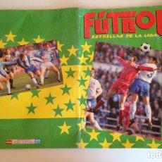 Coleccionismo deportivo: ALBUM DE FUTBOL ESTRELLAS DE LA LIGA 93-94 DE PANINI - ALBUM DE CROMOS ESTRELLAS DE LA LIGA 93-94. Lote 175061088