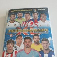 Coleccionismo deportivo: ADRENALYN ADRENALYN XL 2014/2015 14/15 - 497 CROMOS CARDS DIFERENTES . Lote 175183479
