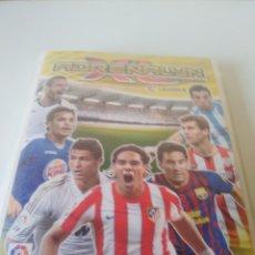 Coleccionismo deportivo: ÁLBUM ARCHIVADOR ADRENALYN 2011-12 CON 242 CARDS SIN REPETIR ADRENALYN XL 11-12. Lote 175448669