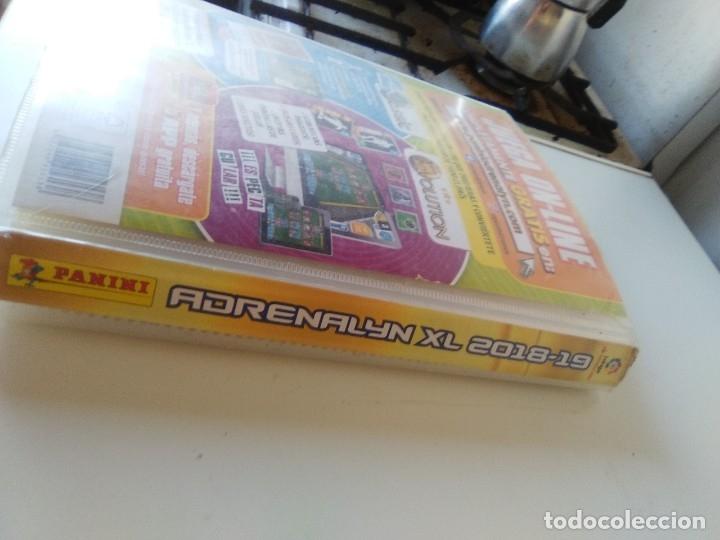 Coleccionismo deportivo: ÁLBUM ARCHIVADOR ADRENALYN 2011-12 CON 242 CARDS SIN REPETIR ADRENALYN XL 11-12 - Foto 2 - 175448669